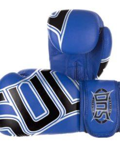 Rokavice za boks SUD modre