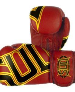 rokavice za boks SUD rdeče