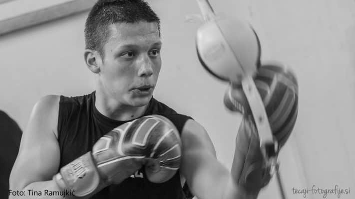 Individualni trening boksa