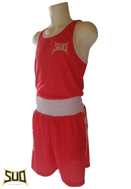 boksarske hlače in boksarska majica