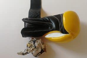 Kako očistiti boksarske rokavice