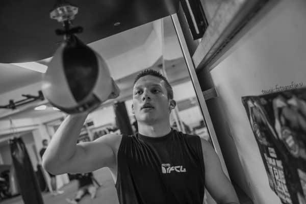 Rekreativni trening boksa