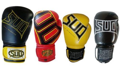Velikost boksarskih rokavic