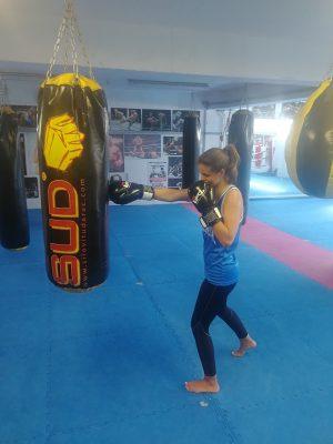 Individualni trneing boksa