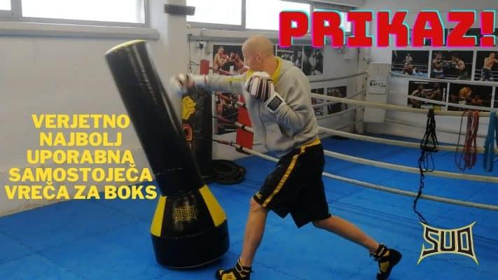 Kako uporabna je samostoječa boksarska vreča